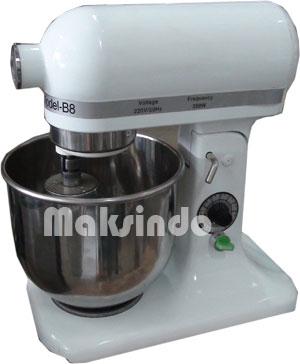 mesin-mixer-roti-planetary-murah-b8-maksindo