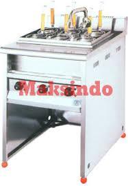 Spesifikasi Dan Harga Mesin Pemasak dan Perebus Mie Maksindo