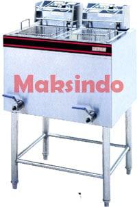 Spesifikasi Dan Harga Mesin Gas Deep Fryer Maksindo