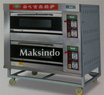 Spesifikasi Dan Harga Mesin Gas Baking Oven Maksindo