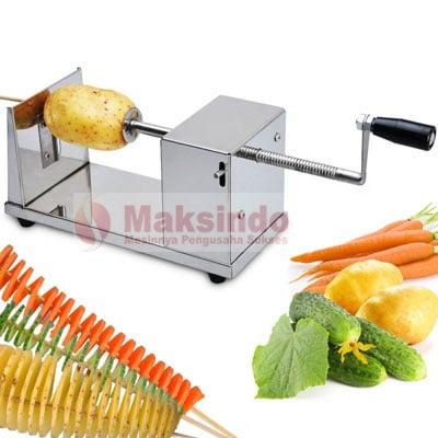 mesin-kentang-spiral-twist-potato-maksindo