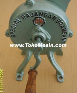 Spesifikasi dan Harga Mesin Perajang Bawang Manual