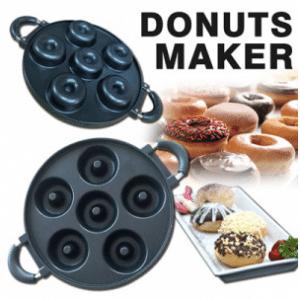 Cetakan Donut (Donut Maker)-maksindo