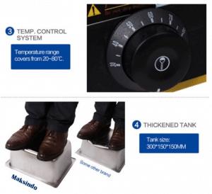 Electric Bain Marie Food Warmer-2-maksindo