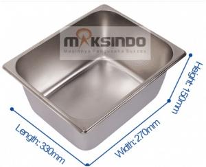 Electric Bain Marie Food Warmer-6-maksindo
