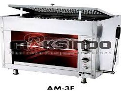 mesin-infrared-gas-salamander-maksindo
