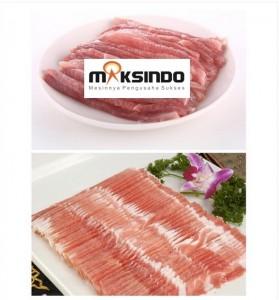 Mesin Meat slicer new-maksindo