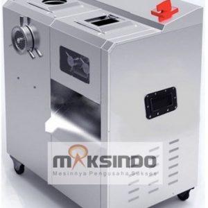 Mesin Pengiris dan Penggiling Daging Standing (Kombinasi)-2-maksindo