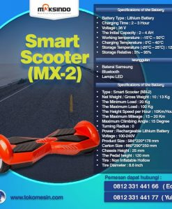 Smart Scooter MX2