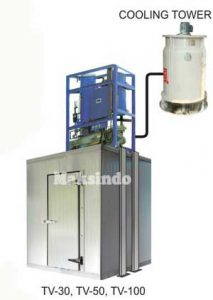 mesin ice tube 6 maksindo