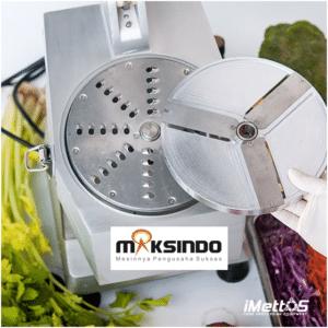 Mesin vegetable cutter 4 maksindo