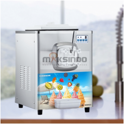 Mesin Soft Ice Cream 1 Kran (Italia Compressor) 1 maksindo