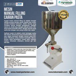 Mesin Manual Filling