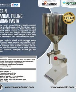 Mesin Manual Filling