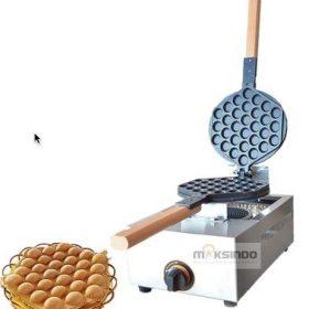 Mesin Egg Waffle Gas (GW07) 1 maksindo