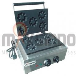 Mesin Pembuat Donut Bentuk Flower (listrik) 2 maksindo