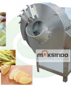 Mesin Perajang Serbaguna Bentuk Chip dan Stick - MKS-VGT250 3 maksindo