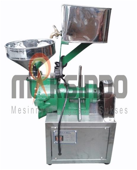 Mesin Pulp Grinder Pembubur Kacang-Kacangan 3 maksindo