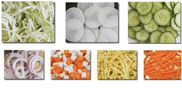 Mesin Vegetable Cutter Multifungsi (Type MVC750) 1 maksindo