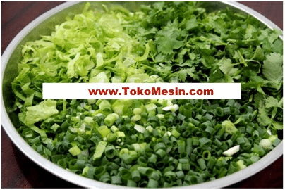 Mesin Vegetable Cutter Multifungsi (Type MVC750) 4 maksindo