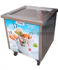 mesin fry ice cream 8 maksindo
