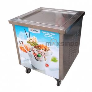 mesin fry ice cream 8 maksindo