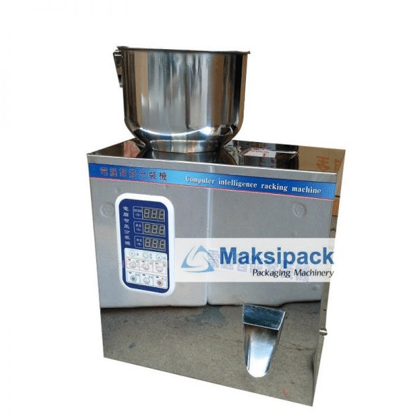 Mesin Filling Tepung (Powder) dan Granule (Butir Biji) 1 maksindo