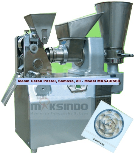 Cetak Samosa, Pastel, Dumpling (CDS-60) 2 maksindo