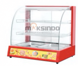 Mesin Diplay Warmer (MKS-2W) 1 maksindo