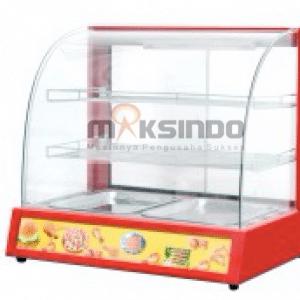 Mesin Diplay Warmer (MKS-2W) 1 maksindo