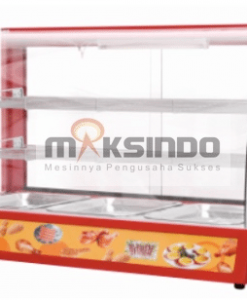 Mesin Diplay Warmer (MKS-3W) 1 maksindo