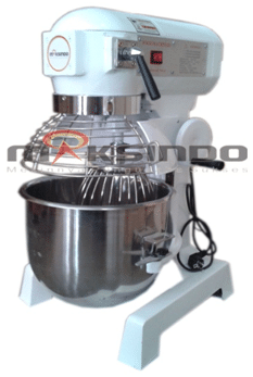 Mesin Mixer Planetary 15 Liter (MKS-15B) 2 maksindo