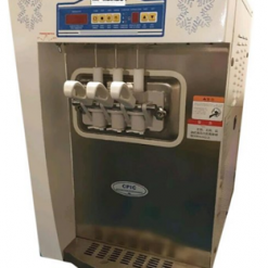 Mesin Soft Ice Cream 3 Kran (Denmark Compressor) - ISC32 1 maksindo
