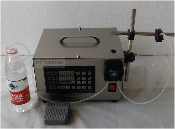 Mesin Filling Cairan Otomatis (MSP-F100) 1 maksindo