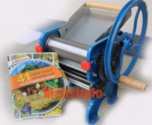 mesin cetak mie 7 maksindo