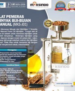 Alat Pemeras Minyak Biji-Bijian Manual(1)