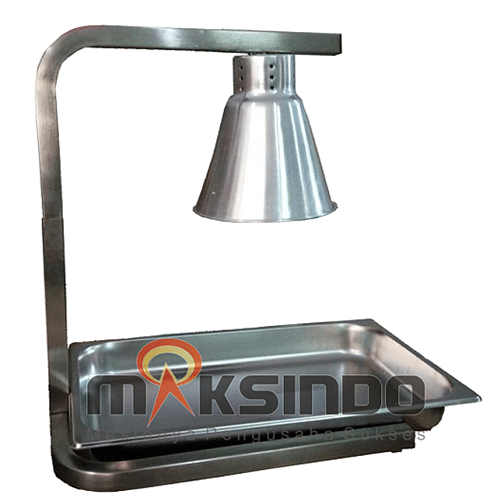 Mesin Food Warmer Lamp - DW220 3 maksindo