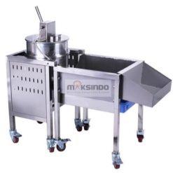 Mesin Popcorn Caramel (Gas) - MKS-CRM300 3 maksindo