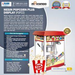 Mesin Popcorn Plus Display (POP22)
