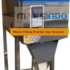 Mesin Filling Powder dan Granule (20-1200 gr) 2 maksindo