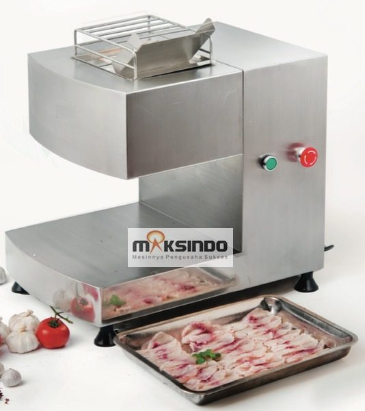 Mesin Pengiris Daging Segar (MSL95) 3 maksindo