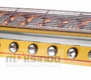 Pemanggang BBQ 10 Tungku (Gas) 1 maksindo