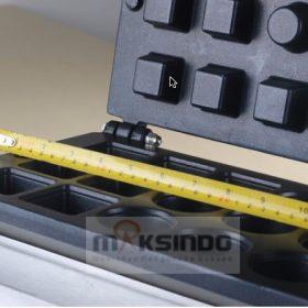 Mesin Cetak Cone Es Krim Mini (CIC12) 3 maksindo