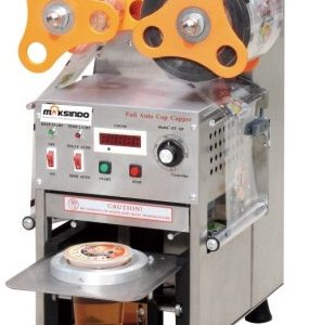 Mesin Cup Sealer Full Otomatis Stainless (CPS-12A) 1 maksindo