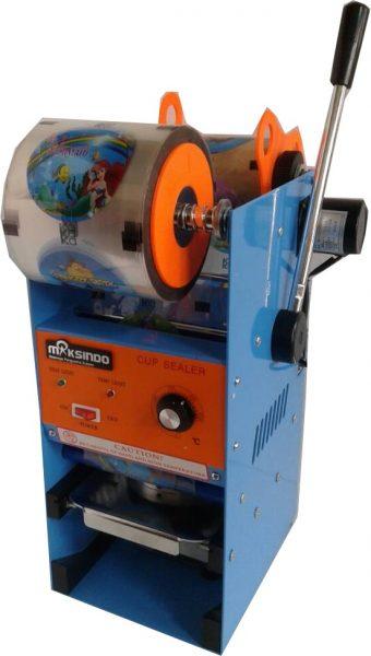 Mesin Cup Sealer Semi Otomatis (CPS-9A) 1 maksindo
