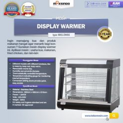 Mesin Display Warmer (MKS-DW66)