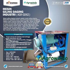 Mesin Giling Daging Industri ( AGR-GD62 )