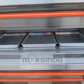 Mesin Oven Roti Gas 3 Rak 9 Loyang (GO39) 4 maksindo