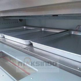 Mesin Oven Roti Gas 3 Rak 9 Loyang (GO39) 5 maksindo