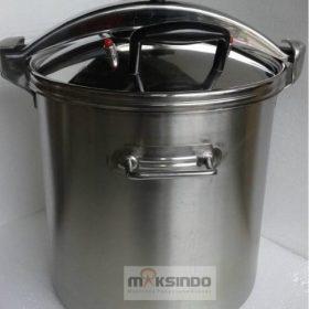 Mesin Panci Presto 51 Liter Stainless (PRC50) 4 maksindo